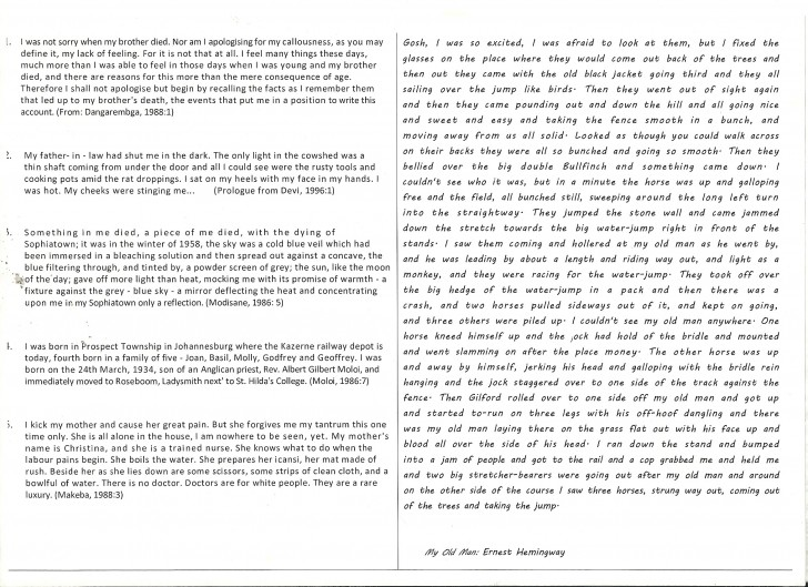 013 Essay Example Paragraph College Good Vs Excellent 5 Pdf 728