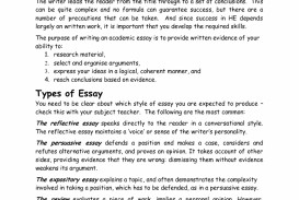 013 Essay Example Personal Reflective Examples On Academic Writing How To Write English Examp Class Higher Advanced Sqa National Pdf Frightening Development Topics