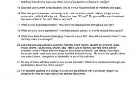 013 Essay Example Scholarship Tips Singular Rotc Psc Reddit