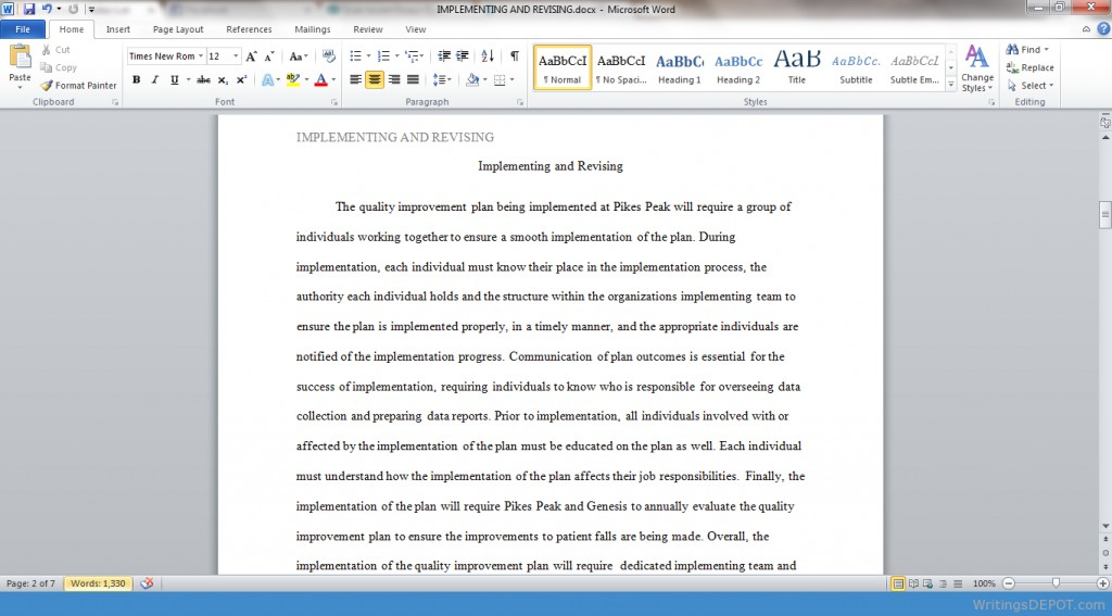 013 Essay Example Screenshot 121 Unforgettable 700 Word 500-700 Sample Pages Large