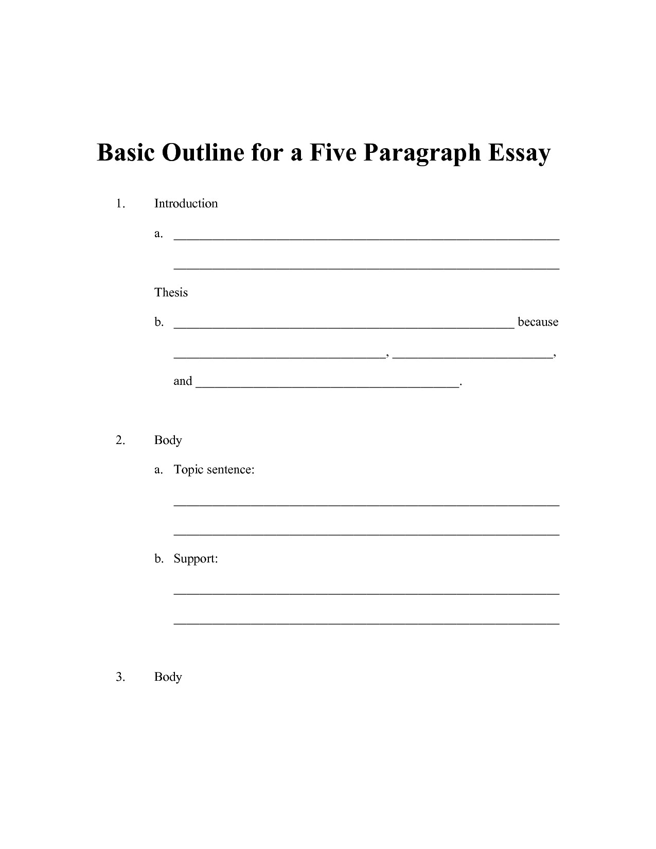 013 Essay Example Simple Outline Best S Of Standard Format Template Impressive For College Apa Essay/report Ielts Full