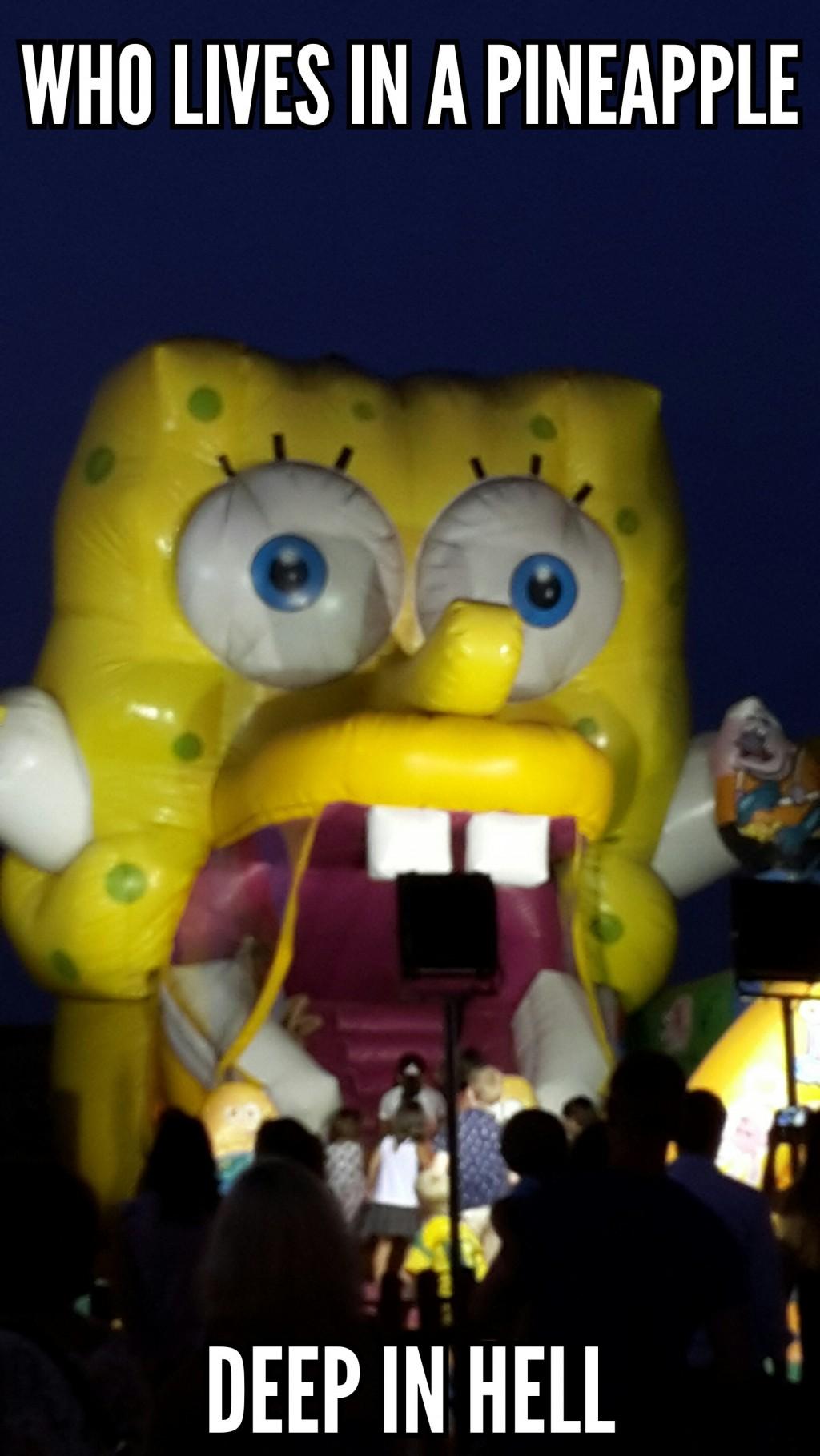 013 Essay Example Spongebob Stirring Meme Generator Font Large