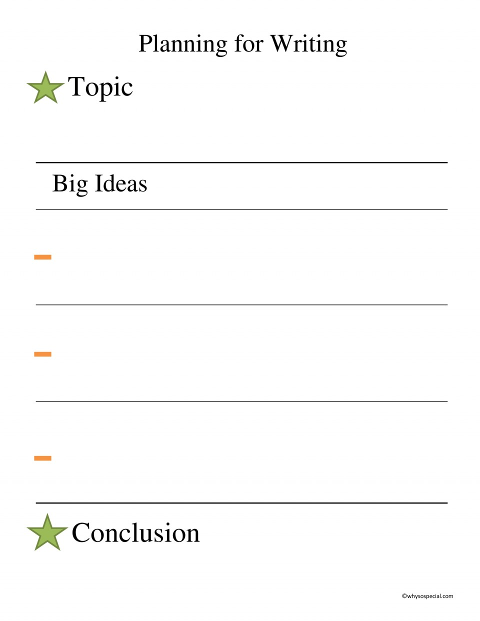 013 Essay Example Stars And Bars Free Planning Page Outstanding Brainstorming Writing Techniques Topics College 960