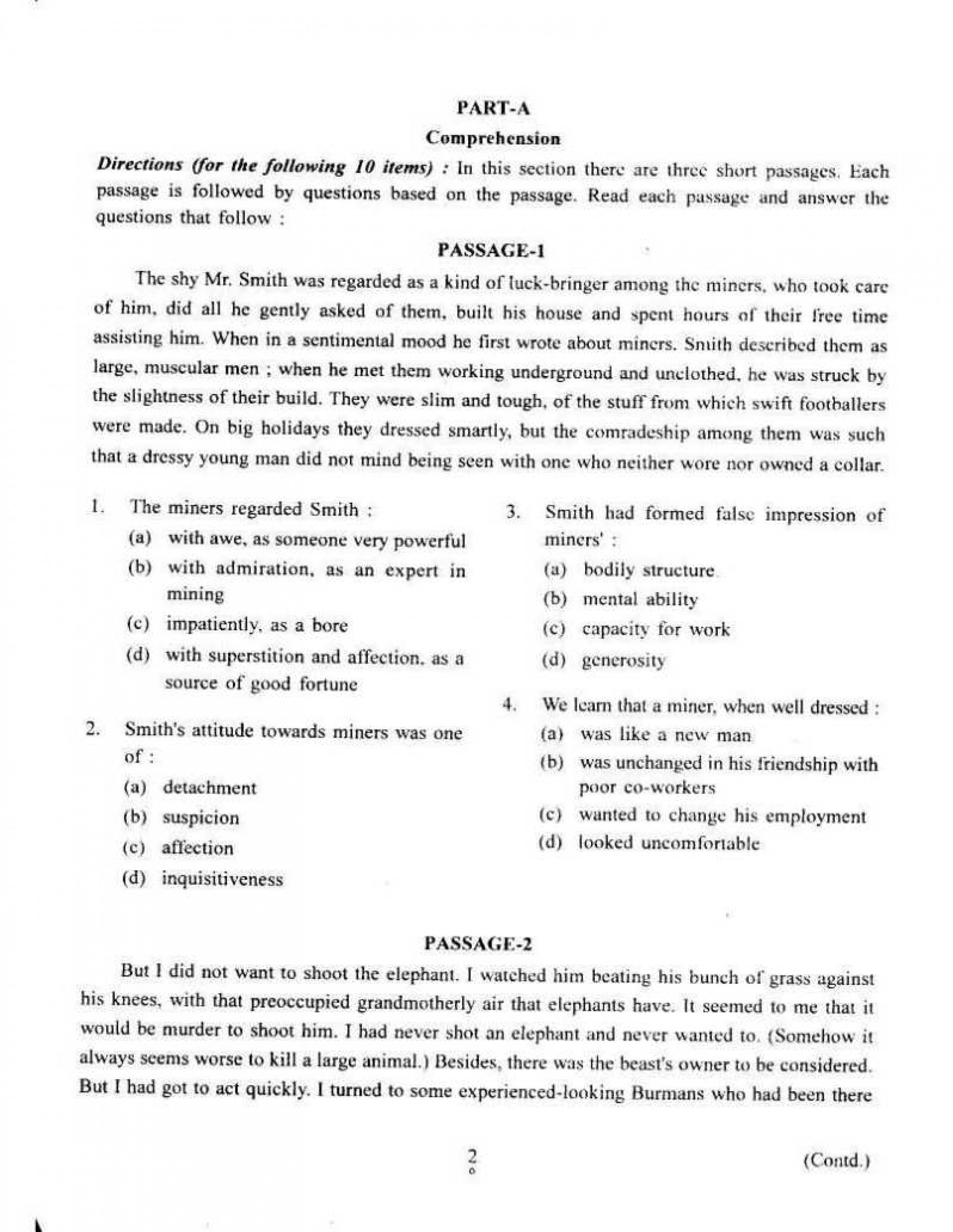 013 Essay Example The Benefits Exercise Ies Exam Previous Year Question Papers Of In English Conclusion Benefit Urdu Pmr Spm Language Hindi Tamil Unusual Pdf Short On 1920