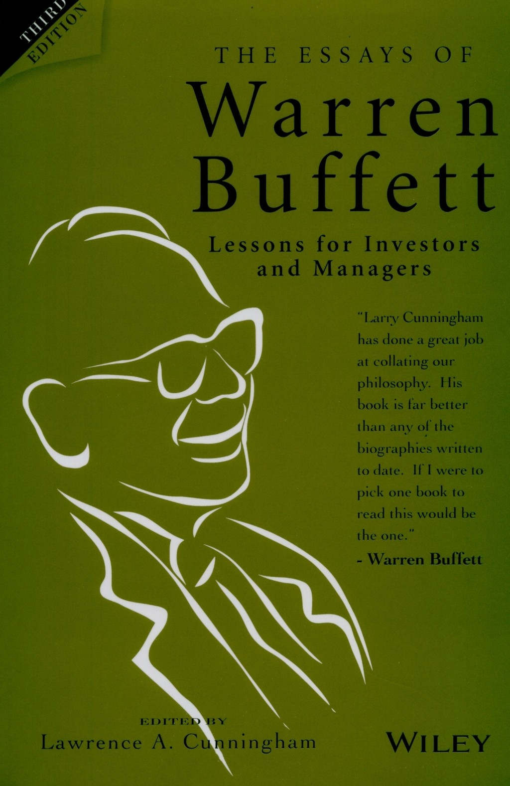 013 Essay Example The Essays Of Warren Buffett Lessons For Investors And Managers Original Striking 4th Edition Free Pdf Large