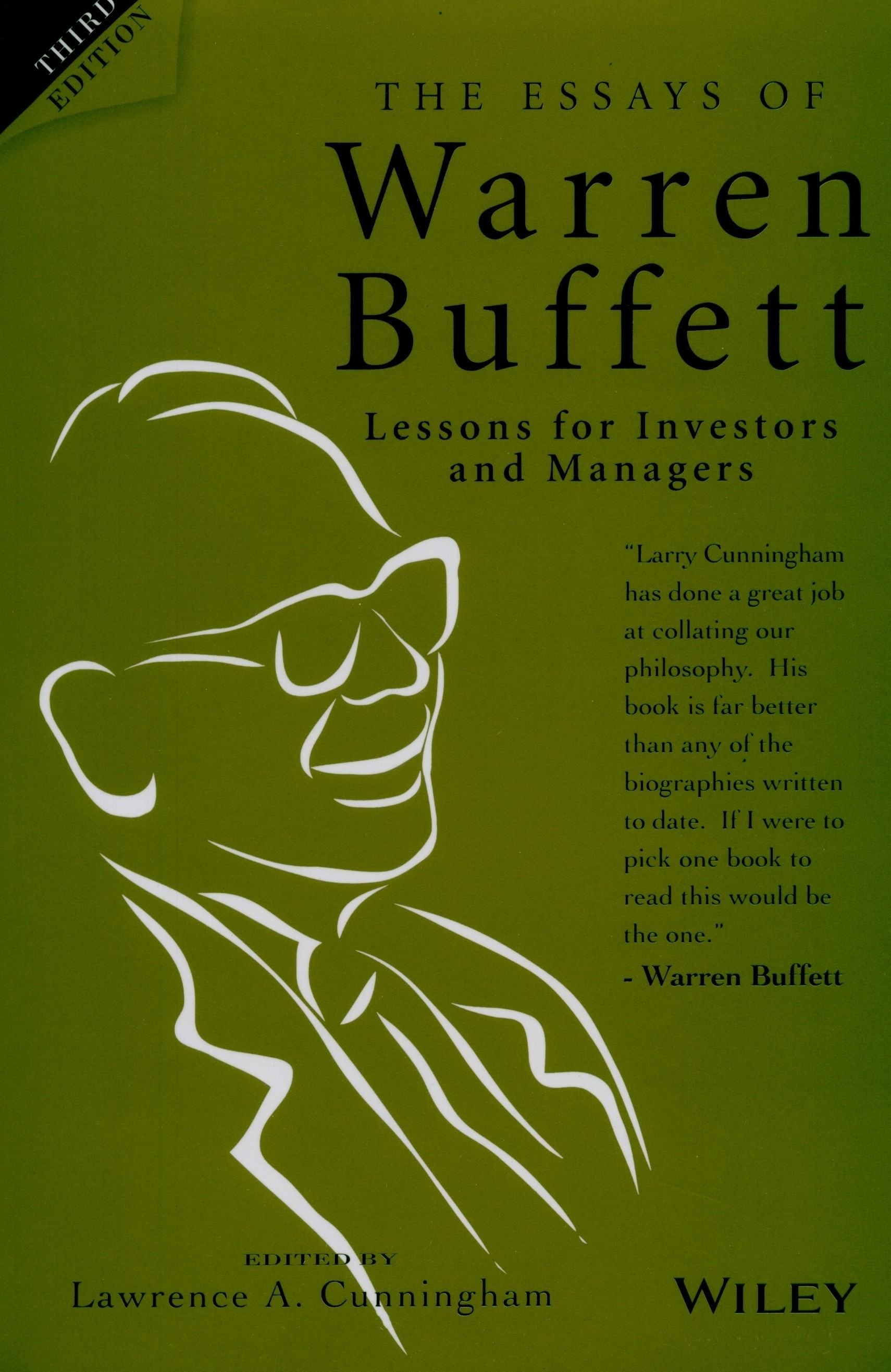 013 Essay Example The Essays Of Warren Buffett Lessons For Investors And Managers Original Striking 4th Edition Free Pdf Full