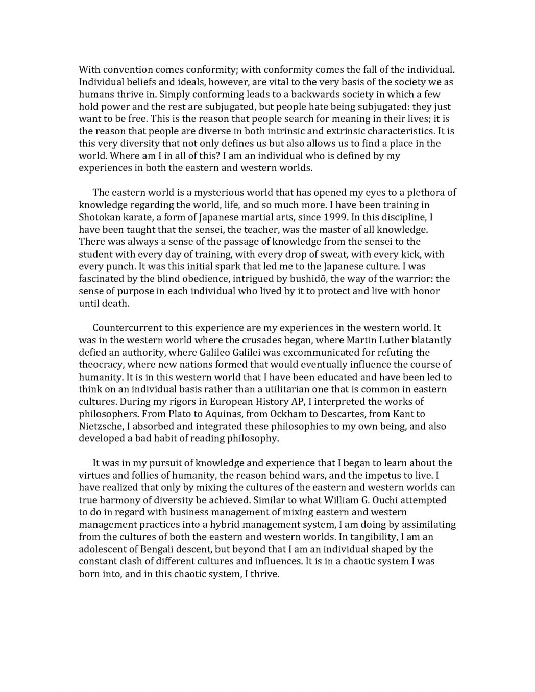 Custom admission essay ucla college