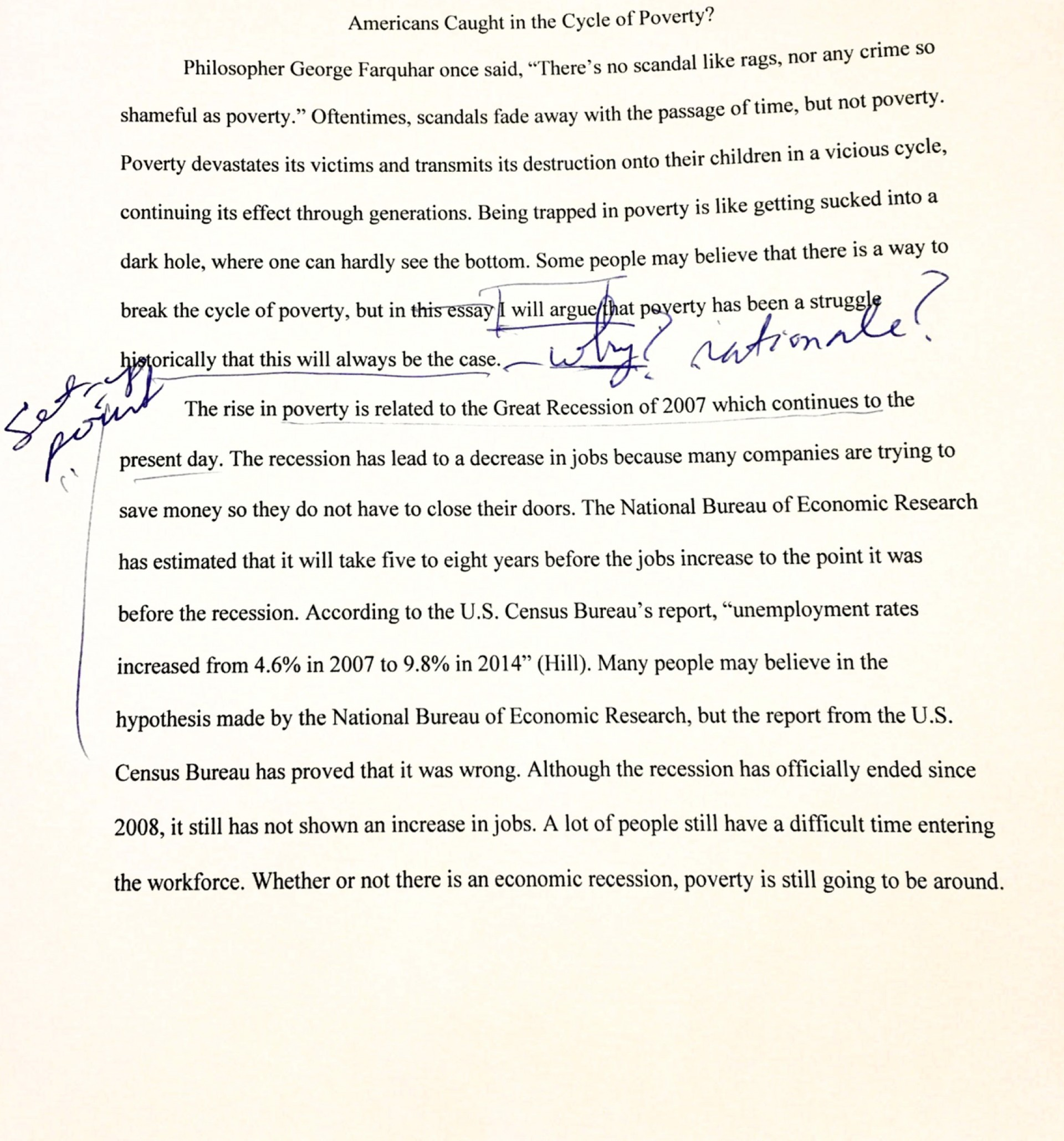 013 Essay Example What Is Claim In Phenomenal A An Argumentative 1920