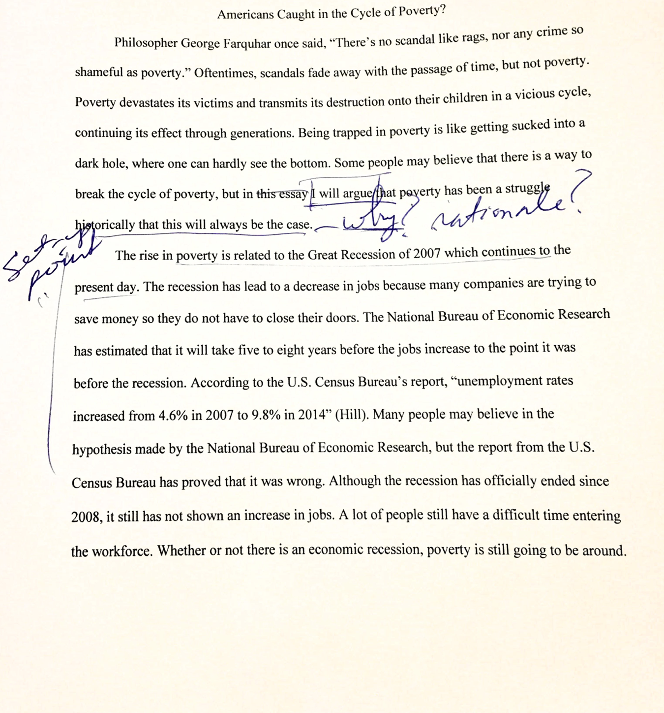 013 Essay Example What Is Claim In Phenomenal A An Argumentative Full