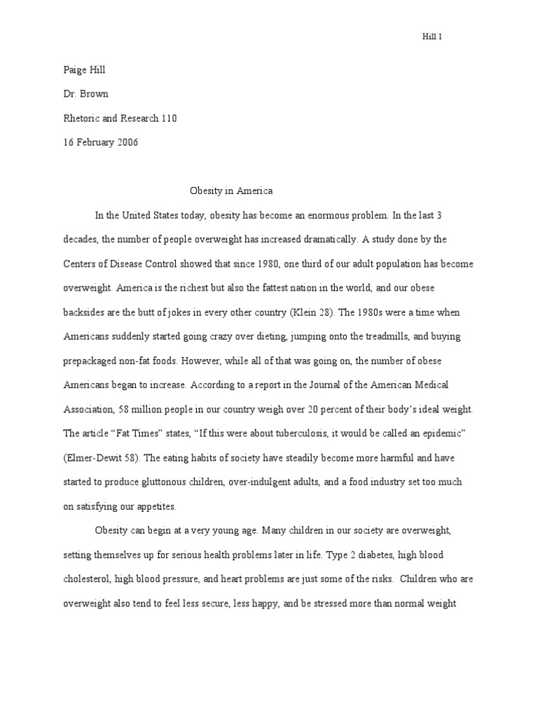 013 Essay Example Frightening Outline Template Apa Research Proposal Full