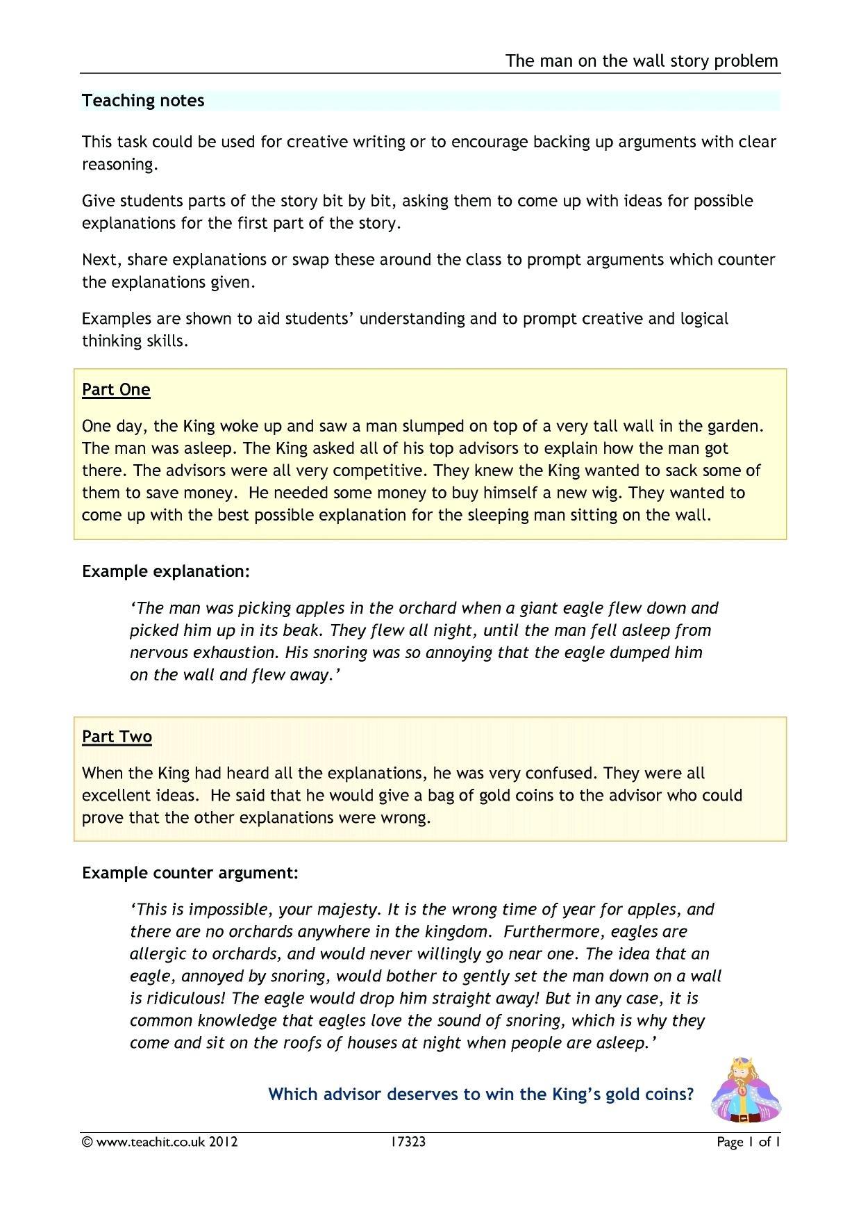 sample explanatory essays