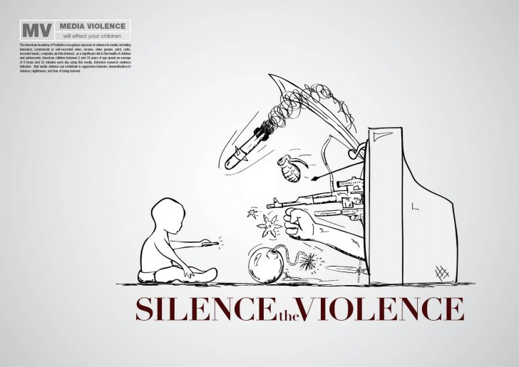 013 Final Design Media Violence Essay Imposing Television Outline Thesis Statement 728