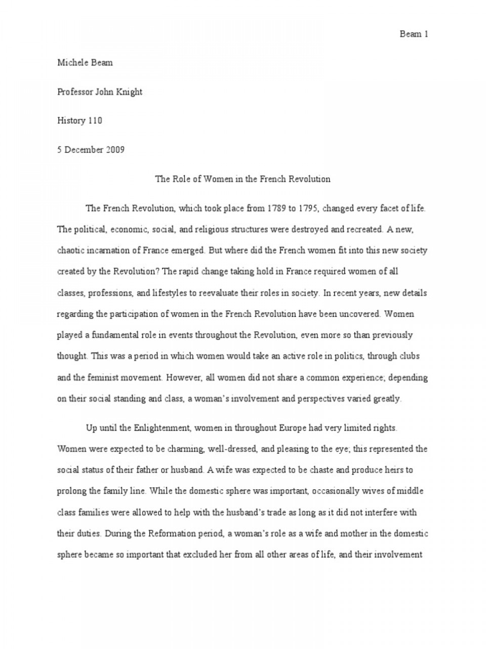 013 French Revolution Essay Phenomenal Outline Titles Causes Conclusion 960