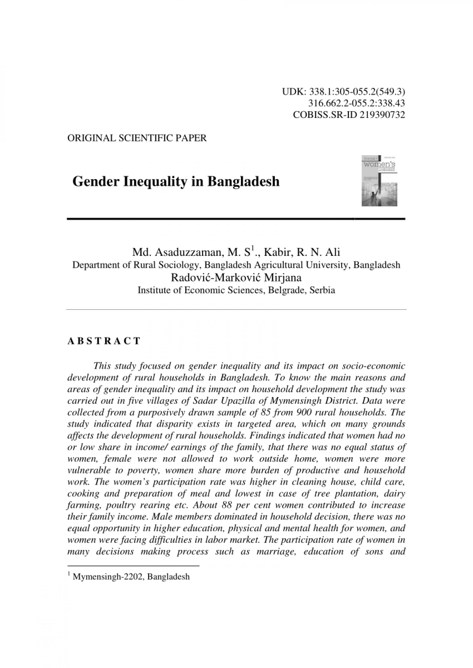 013 Gender Equality In The Workplace Essay Example Wondrous Examples Of Inequality Argumentative Outline 1920