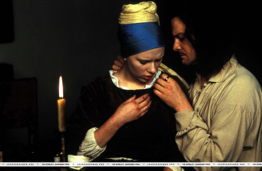 013 Girl With Pearl Earring Essay Outstanding A The Movie Film Review 868