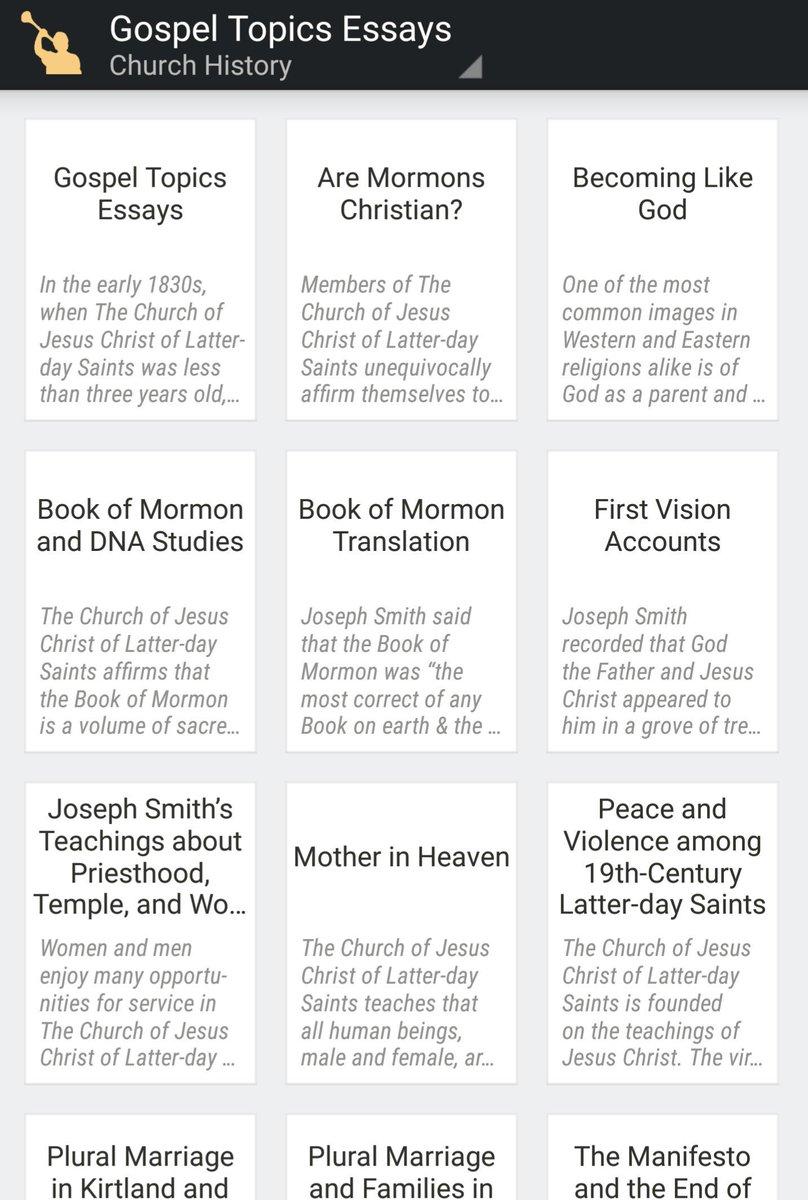 013 Gospel Topics Essays Chjy Kbveaadaux Essay Outstanding Pdf Plural Marriage Becoming Like God Full