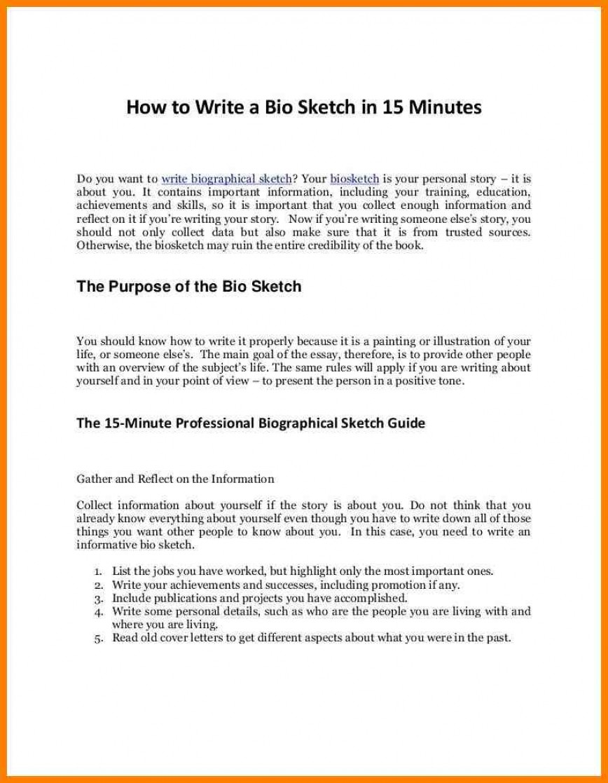 013 How To Start Biography Essay Example Of Someones Good Brilliant Ideasl Essays Examples Beautiful Topics Image Formidable A Write 5 Paragraph Introduction Sample