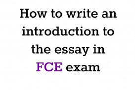 013 How To Write An Introduction The Essay In Exam Fast Fascinating Academic English