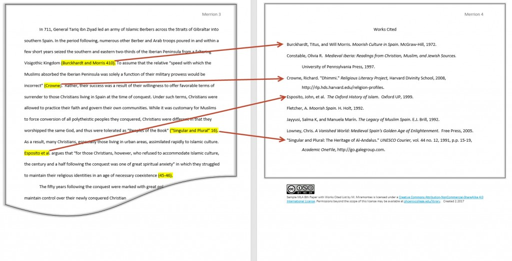 013 Mla Works Cited Image How To Quote Book In An Essay Formidable A Apa Style With Multiple Authors Large