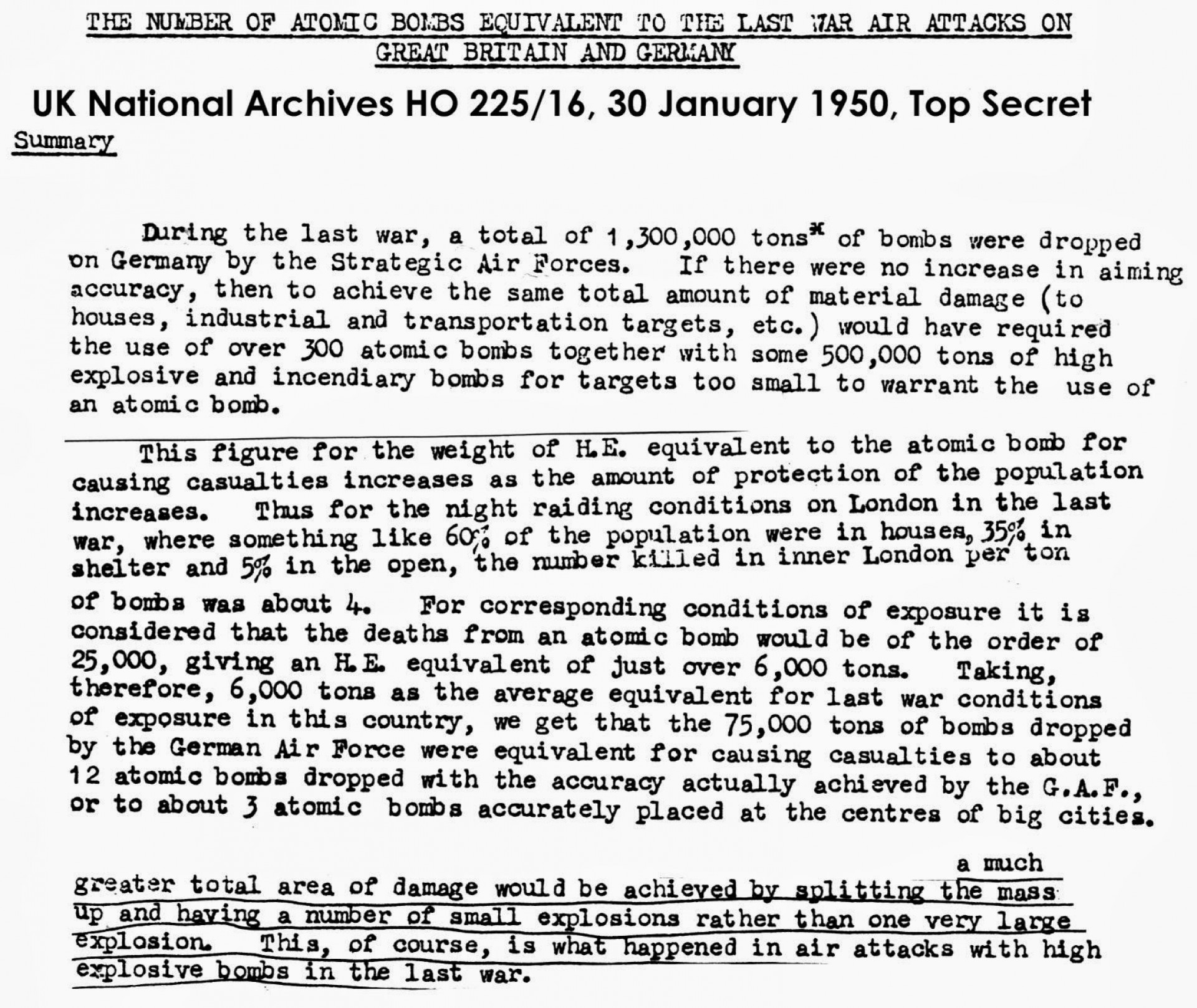 013 Numberofatomicbombs1950 Jpg Atomic Bomb Essay Shocking Outline Conclusion Good Title For 1920