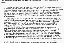 013 Numberofatomicbombs1950 Jpg Atomic Bomb Essay Shocking Outline Conclusion Good Title For
