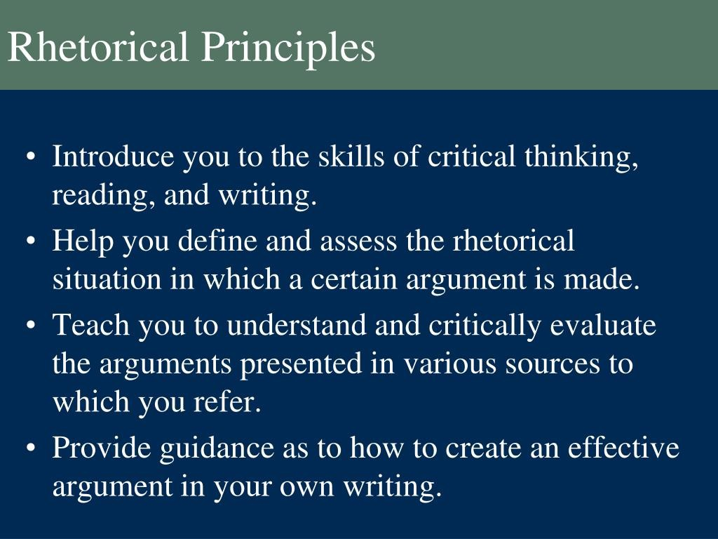 013 Rhetorical Principles L Essay Example Dreaded Definition Analysis Meaning Large