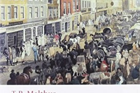 013 S L1600 Thomas Malthus An Essay On The Principle Of Population Marvelous Summary Analysis Argued In His (1798) That