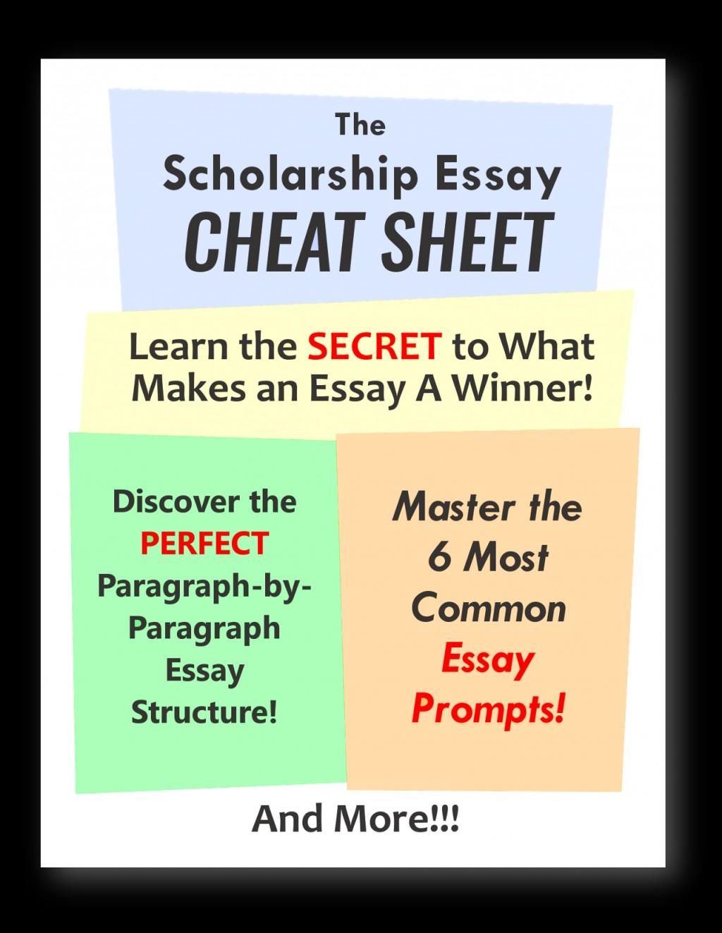 013 Scholarship Essay Prompts Example Magnificent Robertson 2018-19 Vanderbilt Washington And Lee Johnson Large
