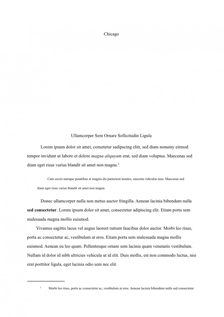 013 Screenshot Chicago Essay Format Shocking Footnotes Style Title Page Heading 728