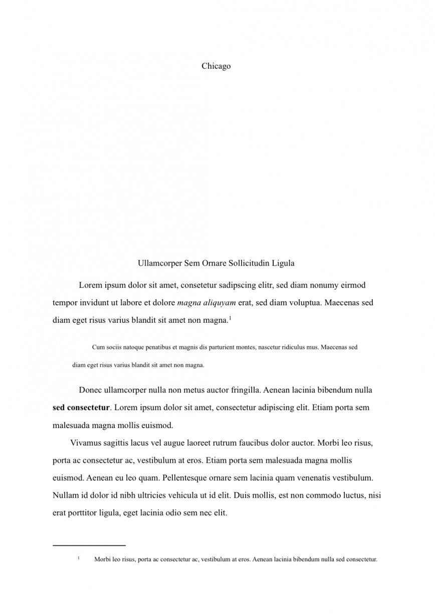 013 Screenshot Chicago Essay Format Shocking Footnotes Style Title Page Heading 868