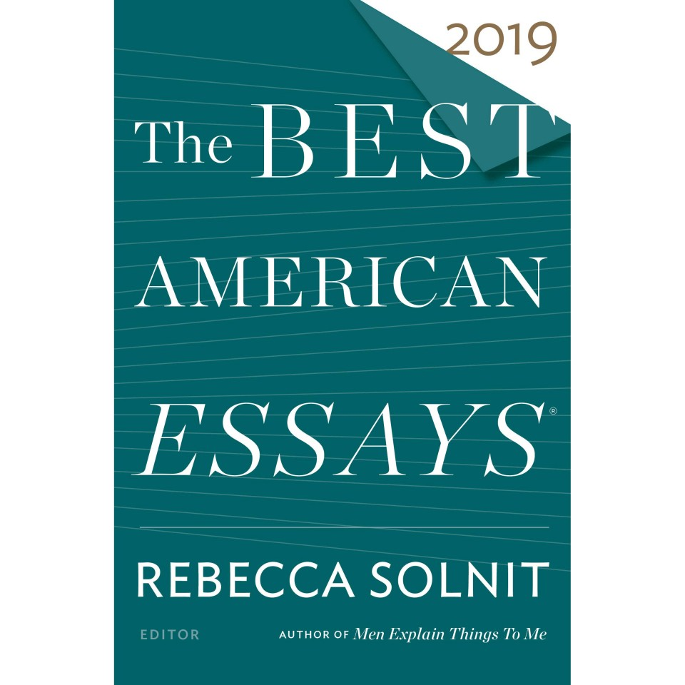 013 The Best American Essays  Uy2475 Ss2475 Essay Wonderful 2018 Pdf 2017 Table Of Contents 2015 Free960