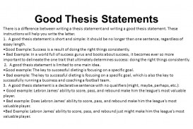 013 Thesis Statement Examples For Essays Brilliant Ideas Of Englishosition Essay Example With Lovely Whathoto Impressive Philosophy Papers Psychology Analytical