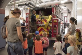 013 Visit To Fire Station Essay Example Seattle Preschool On Beacon Hill Unusual
