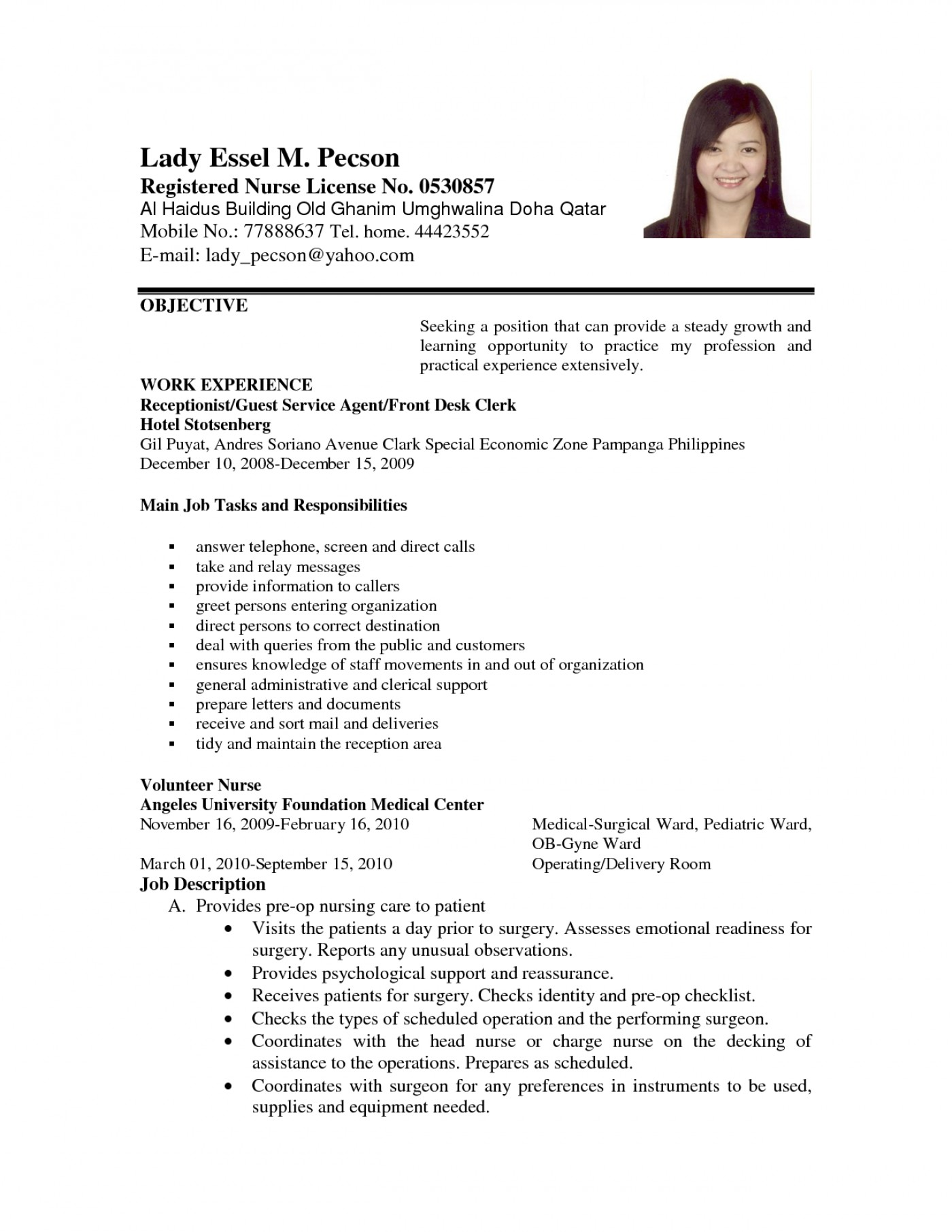 Administrative assistant sample resume cover letter chs ap world essay