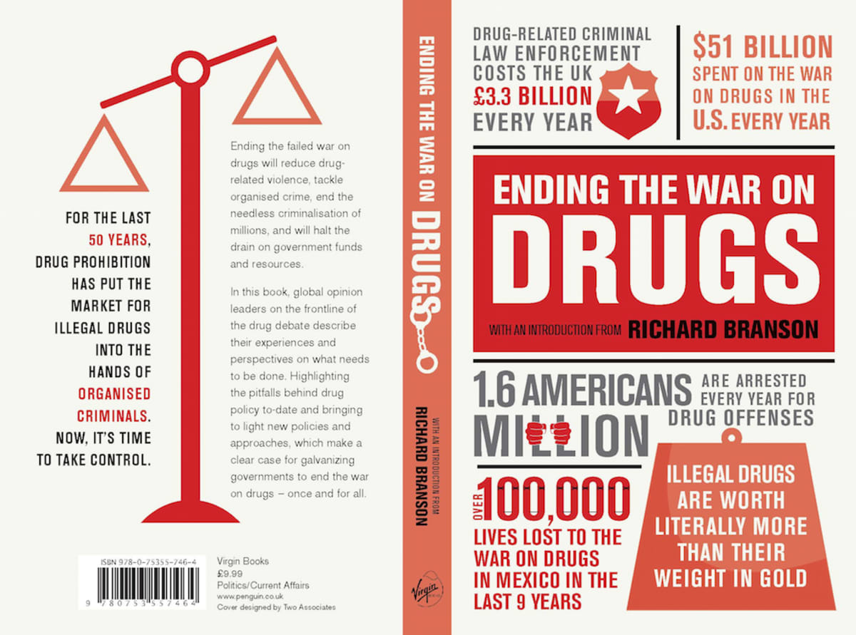 War on drugs research paper