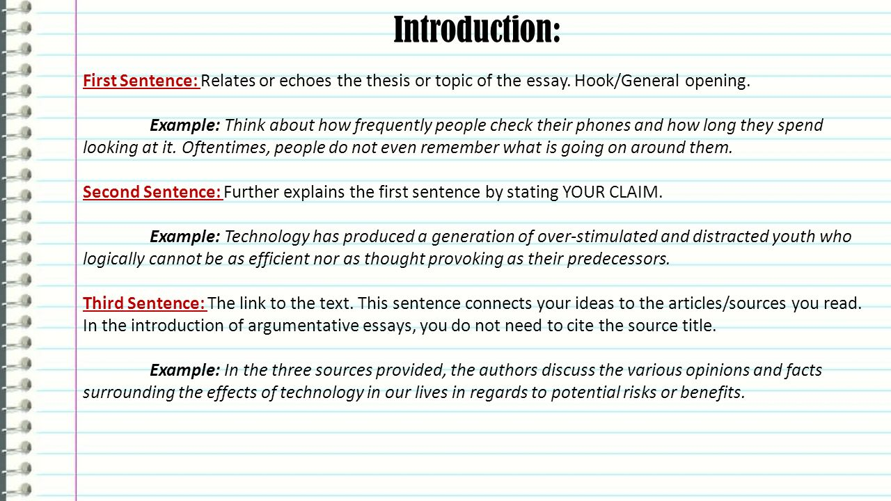 013 What Is Hook In Essay Example Excellent A An Examples Good Argumentative Full