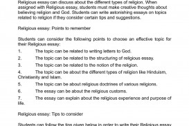 013 What Is Religion Essay Example Outstanding Your Civil Definition