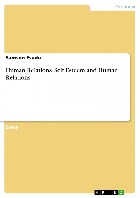 014 334341 0 Essay Example Self Wondrous Esteem Conclusion Wikipedia 1920