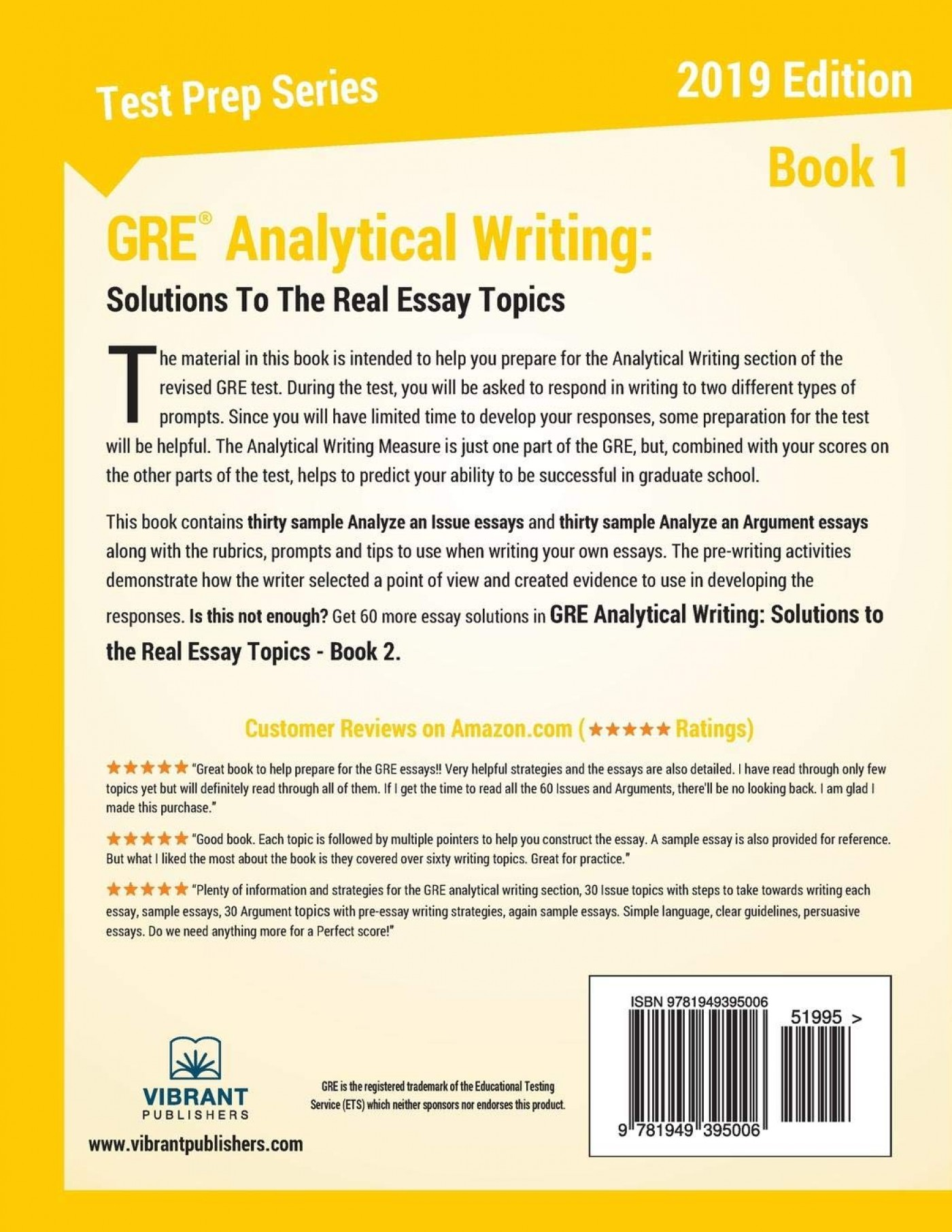 014 71jdwmhr38l Gre Essay Remarkable Topics Pdf Analytical Writing Grader Issue Pool Solutions 1400