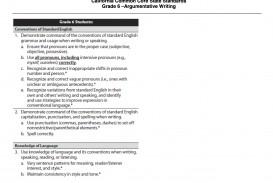 014 Argumentative Writing Rubric 6th Grade Essay Example Write My Amazing Generator