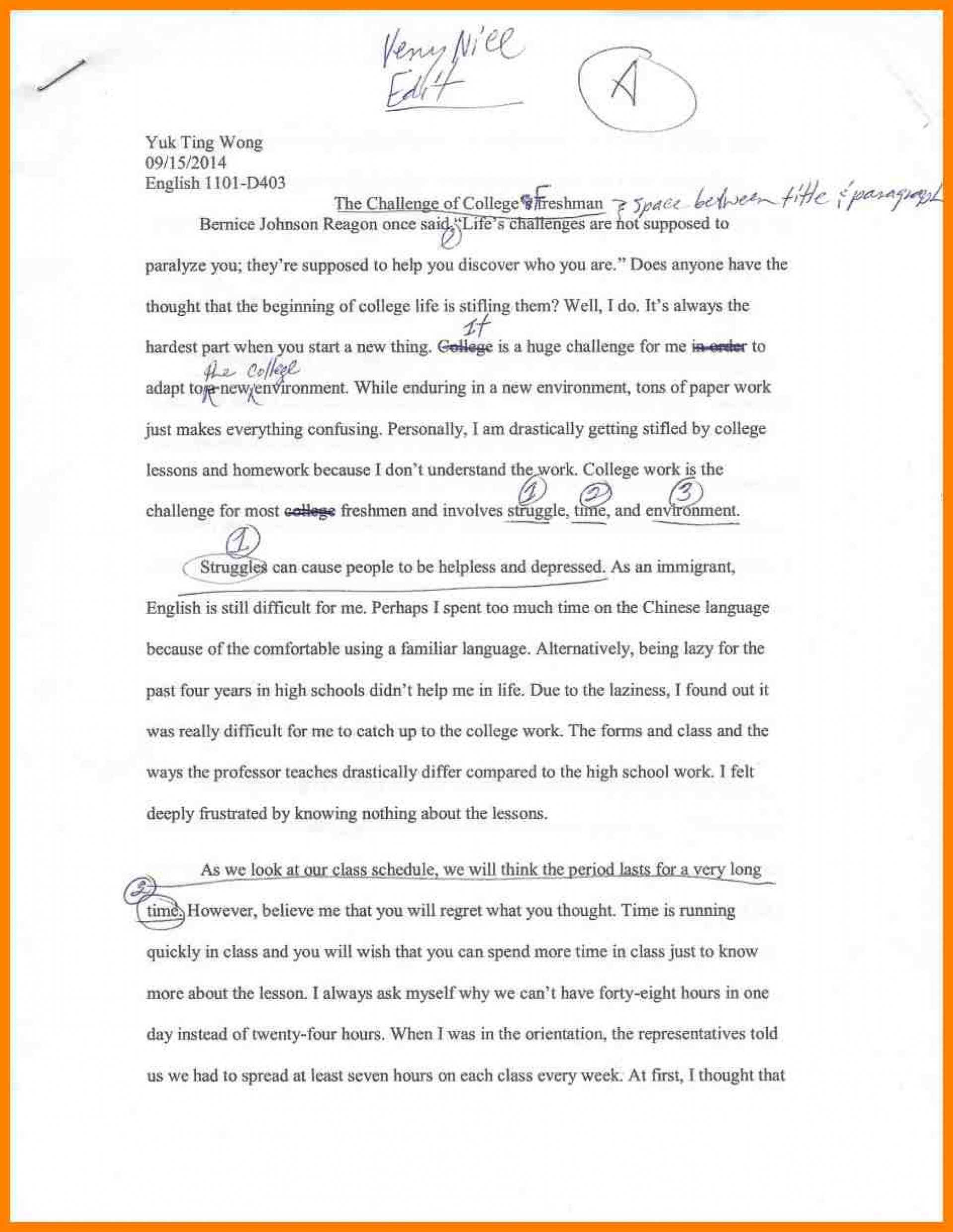 014 College Narrative Essays Resume For Black Dgfitness Co Stupendous Essay Example Topics Short Students 1920