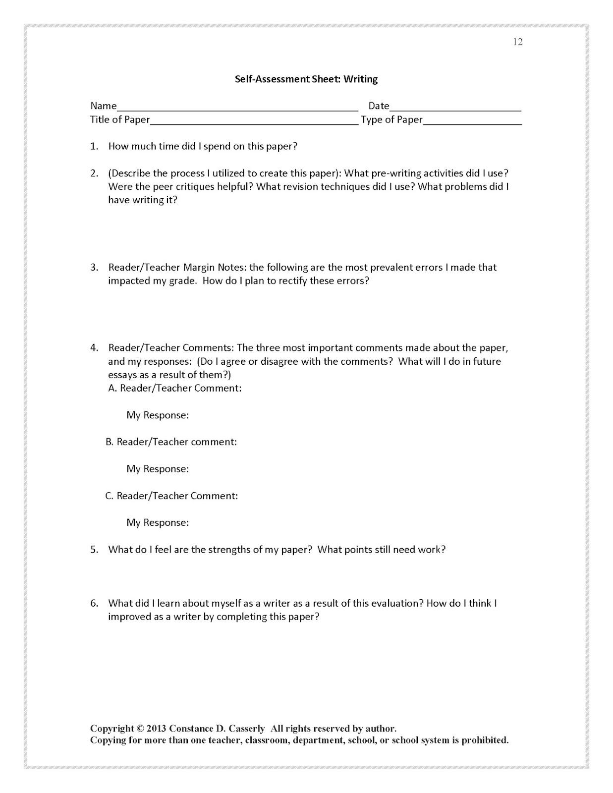 how to write a critical evaluation essay