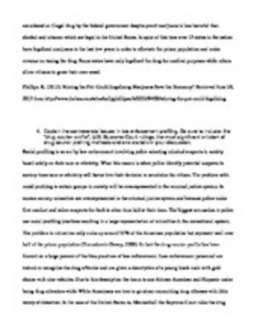 014 Drugs And Crime Final Exampage3 Essays About Essay Stirring Short Tagalog Persuasive Illegal Argumentative Addiction Full