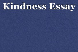 014 Essay Example 498916 Acts Of Staggering Kindness Writing Prompts First Grade For Class 5 Titles
