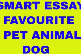014 Essay Example About Dog Frightening Dogs As Pets On Pet In Telugu Persuasive