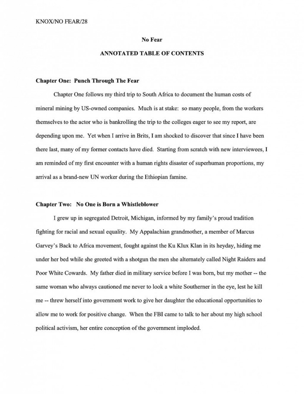 014 Essay Example Annotated Table Of Contents2 791x1024resize7912c1024 Wonderful Memoir Definition Scholastic Writing Contests 2017 Large