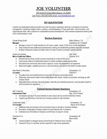 014 Essay Example Creative Resume Sample Lovely Writing Examples Fearsome Funny College Application Pdf 360
