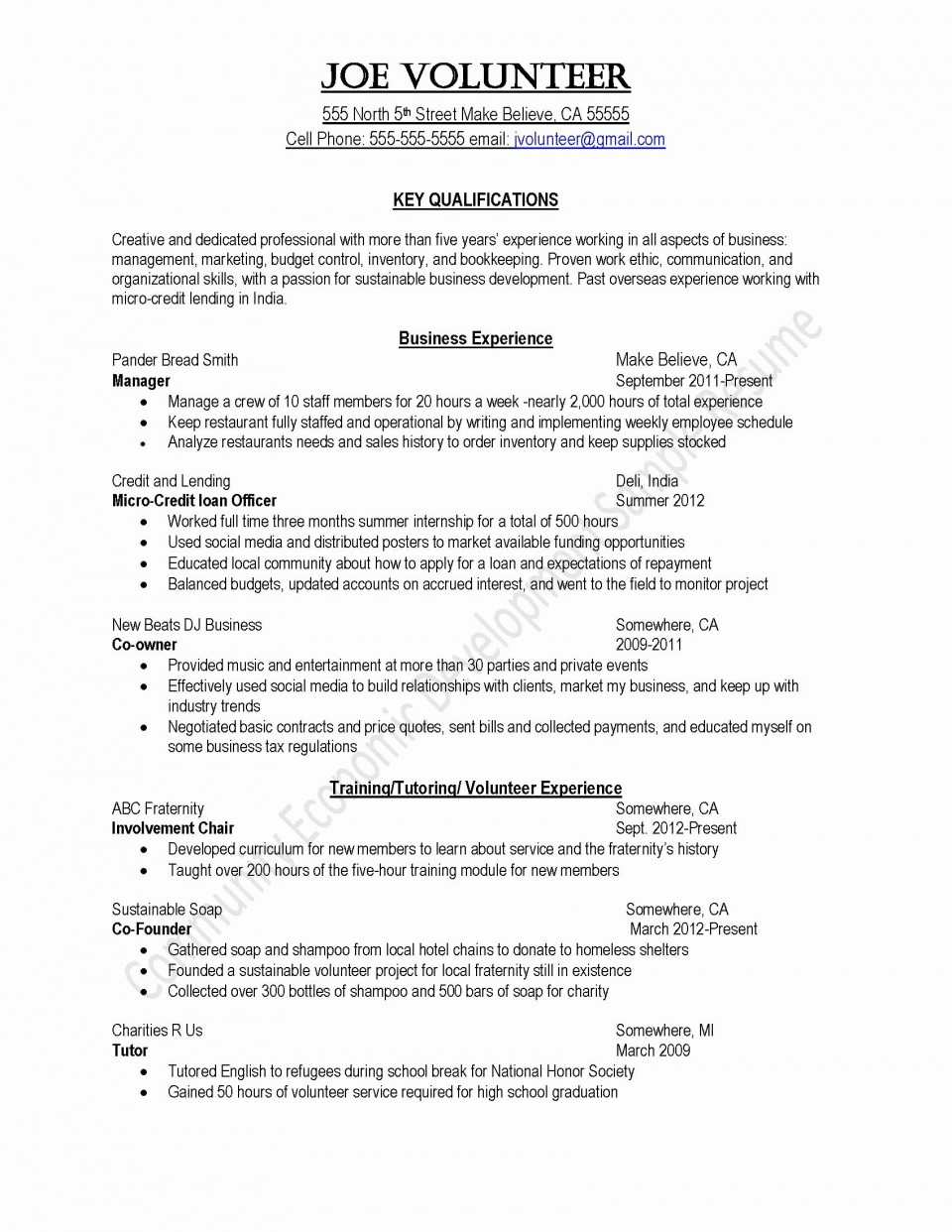 014 Essay Example Creative Resume Sample Lovely Writing Examples Fearsome Personal College Introduction 960