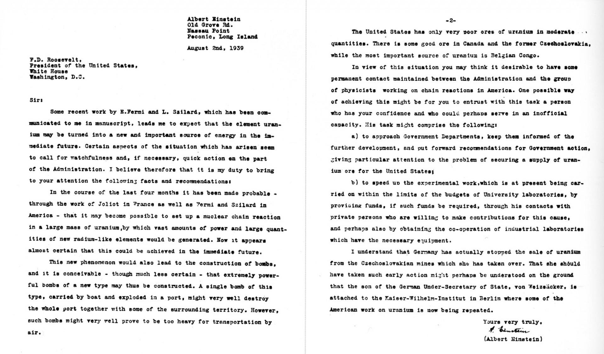 014 Essay Example Einstein Roosevelt Letter What Is Good Hook For Dreaded A An Whats About Technology Animal Farm 1920