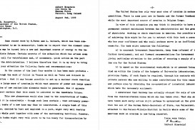 014 Essay Example Einstein Roosevelt Letter What Is Good Hook For Dreaded A An Whats About Technology Animal Farm